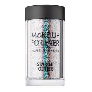 HP ✨ Makeup Forever Star Lit Glitter in Silver